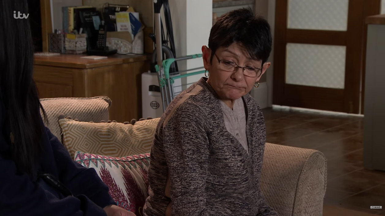 Coronation Street viewers beg Yasmeen to tell Alya about Geoff's abuse