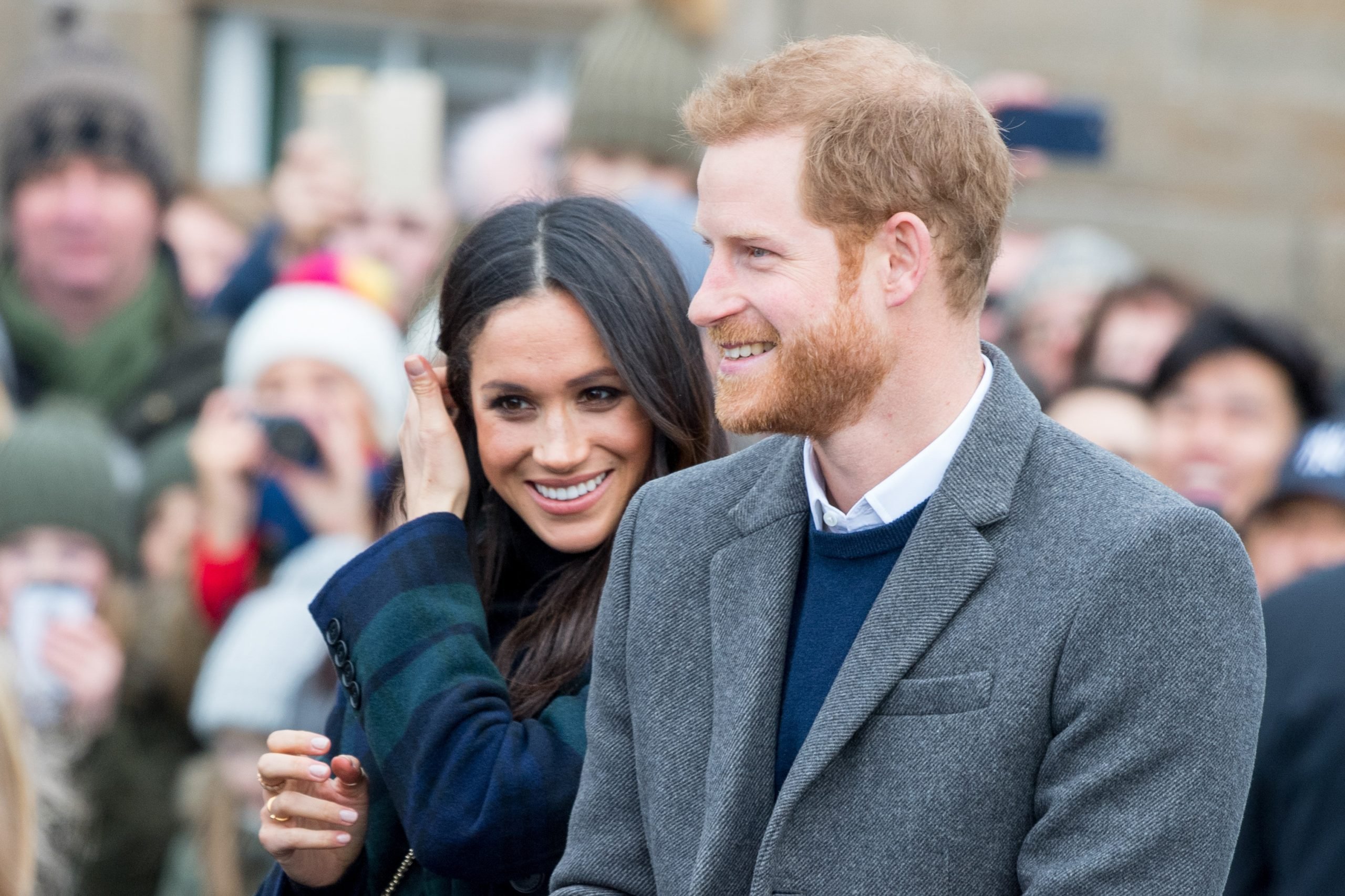Meghan and Harry to announce pregnancy this year?
