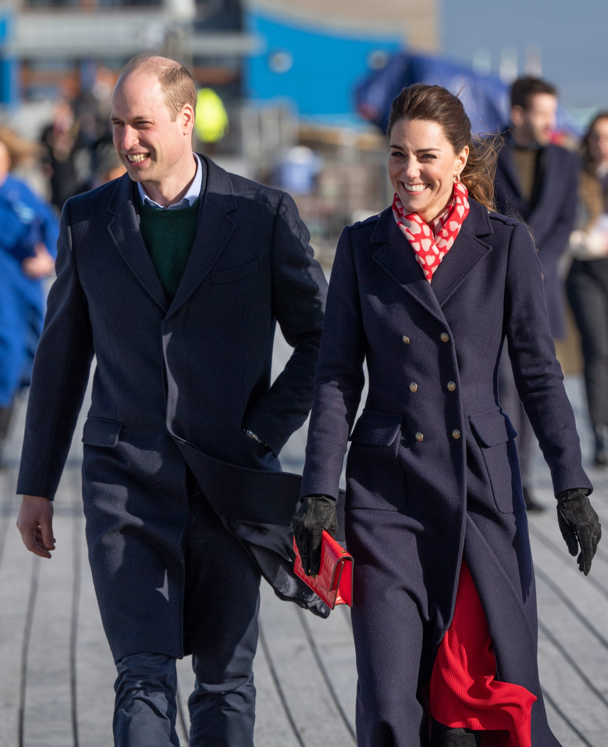 William and Kate will spend three days in Ireland