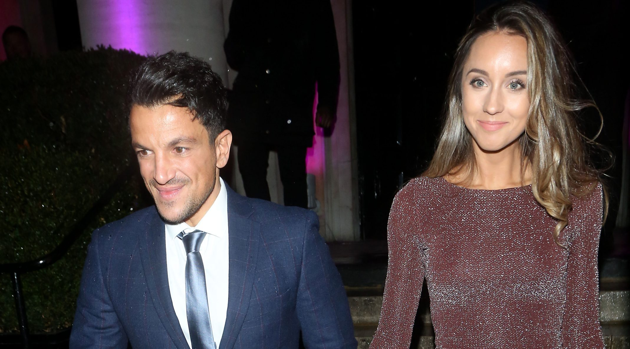 Peter Andre admits he and wife Emily might move to Australia
