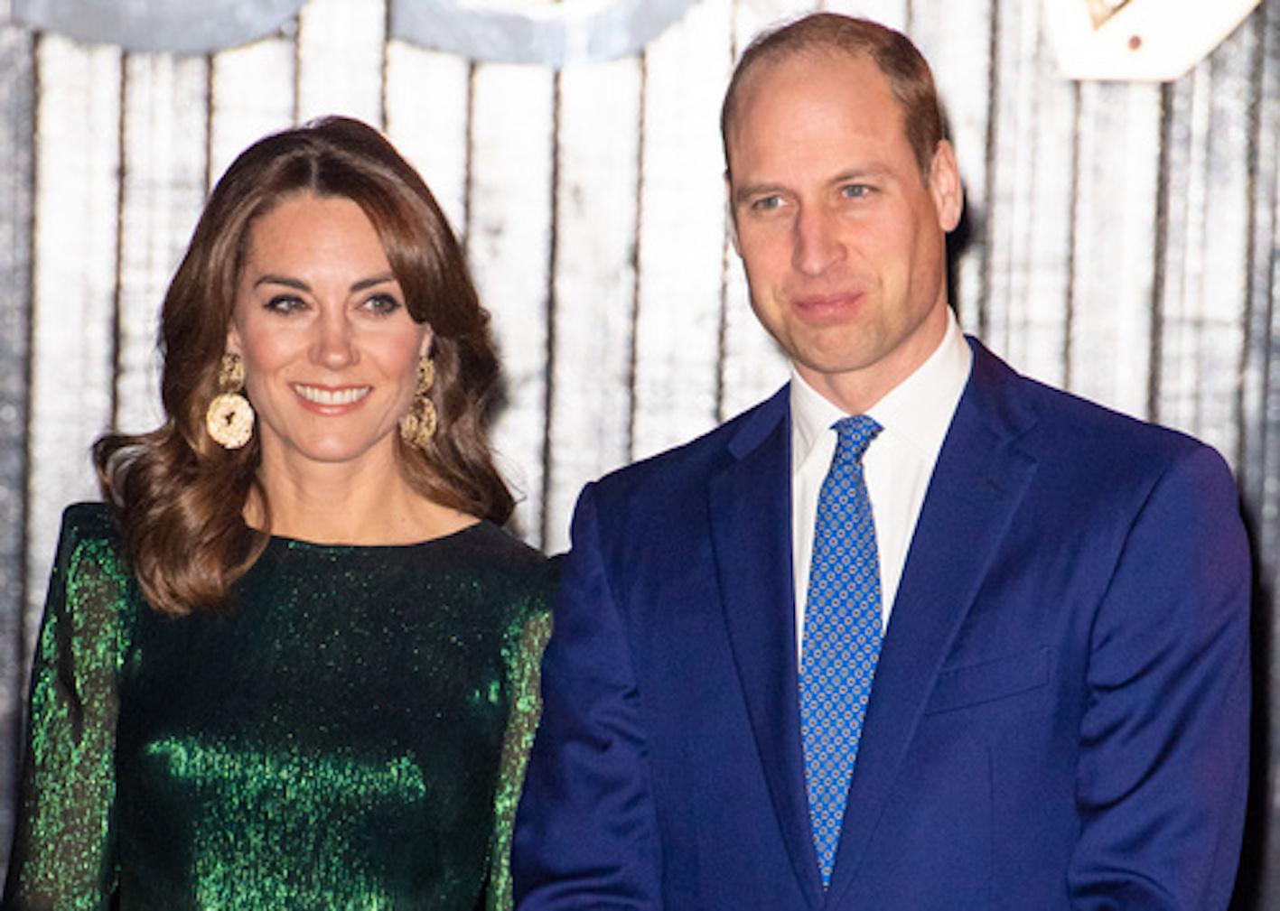 Prince William 'jokes about passing on coronavirus and suggests some people are panicking'