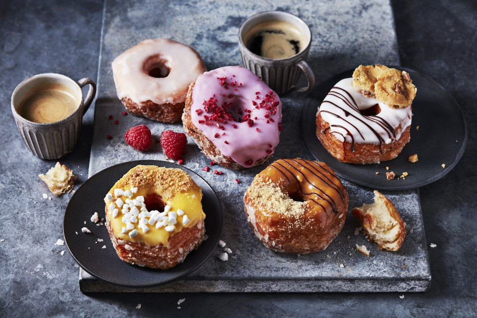 M&S launches a 'yumnut' - a cross between a yum yum and a doughnut!