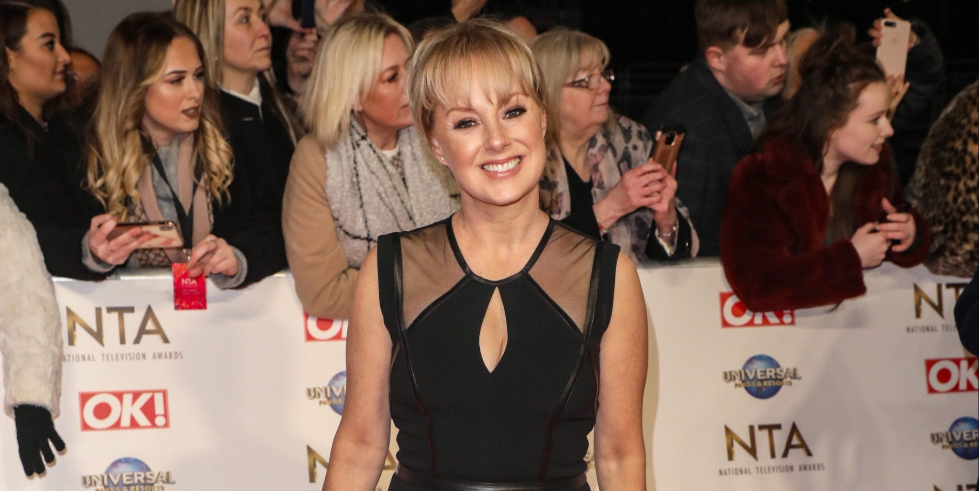 Coronation Street's Sally Dynevor shares sweet pic with soap daughters and real daughter
