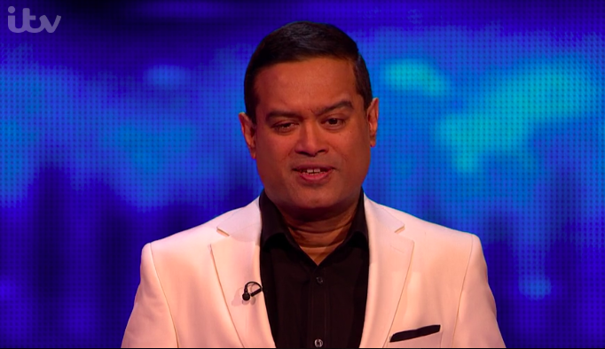 The Chase's Paul Sinha shocks viewers with comment to 'loser' contestant