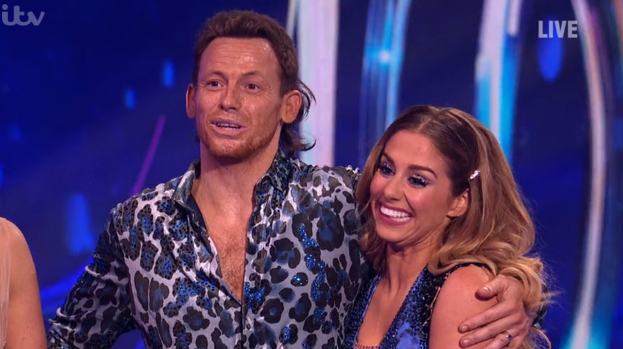 Joe Swash hospitalised AGAIN but will perform in Dancing On Ice final
