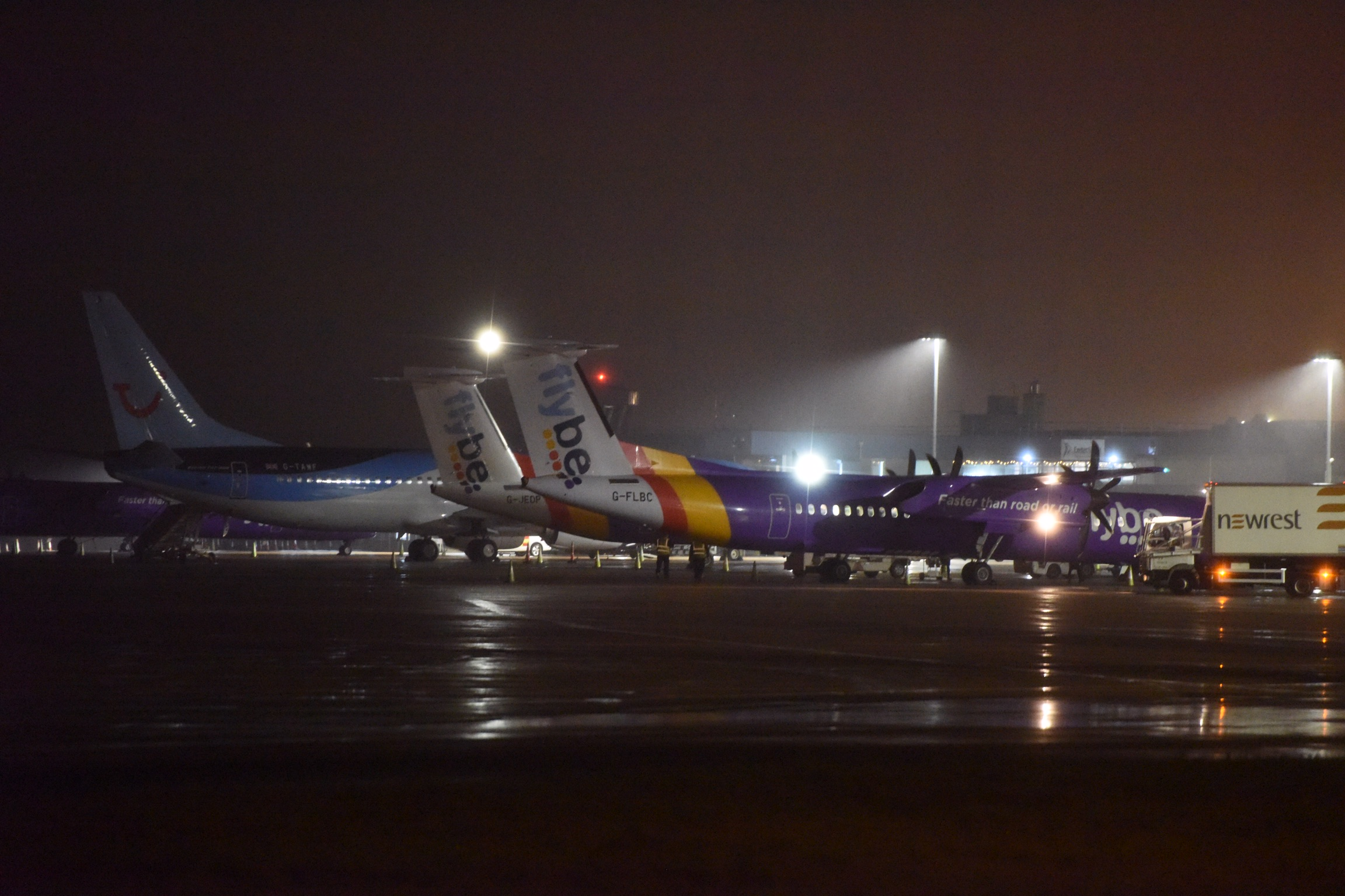 Flybe in Administration