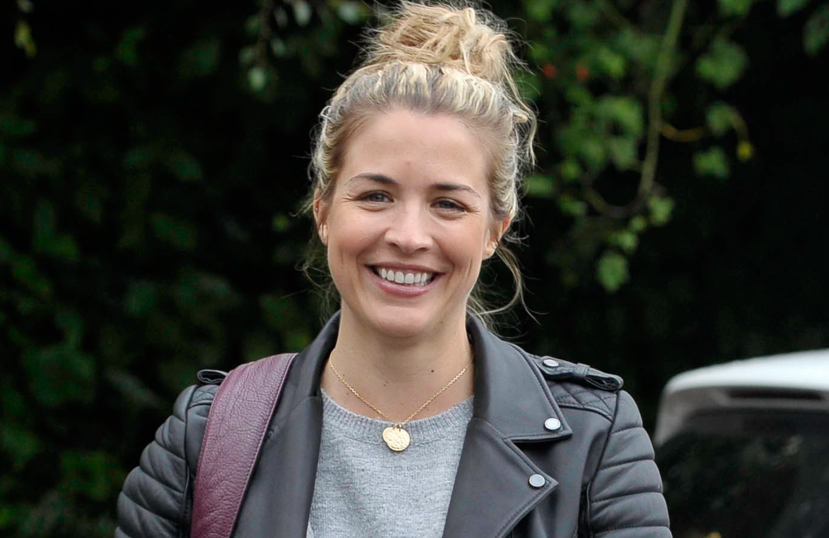 Gemma Atkinson hits back after she's accused of 'Photoshopping C-section scar'