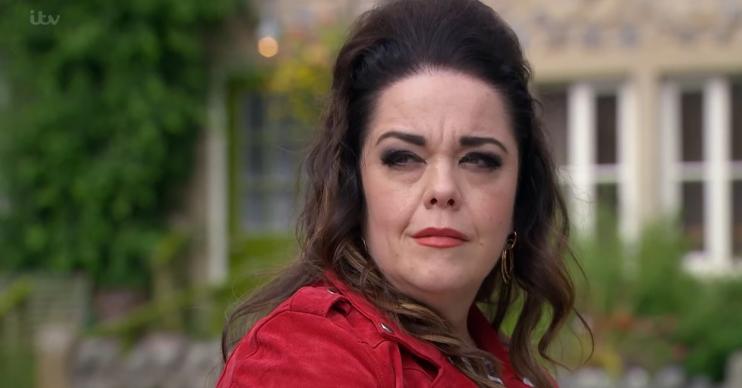Emmerdale Mandy Credit; ITV