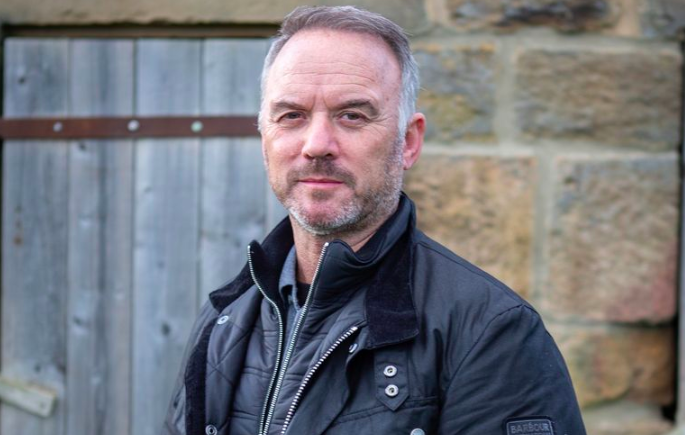 Emmerdale's new cast member Mark Womack reveals advice from wife Samantha
