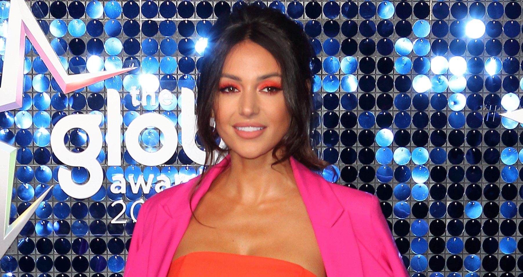 Michelle Keegan shows off toned abs on date night with Mark Wright at The Global Awards