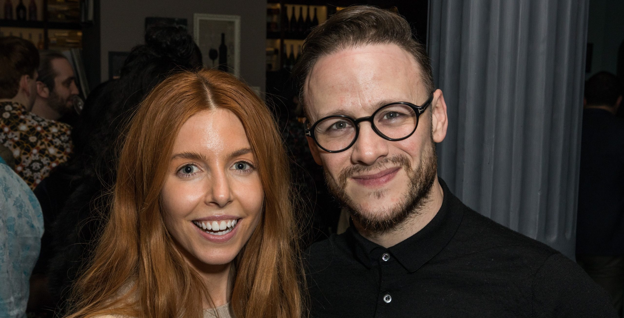 Stacey Dooley pays tribute to boyfriend Kevin Clifton as he quits Strictly