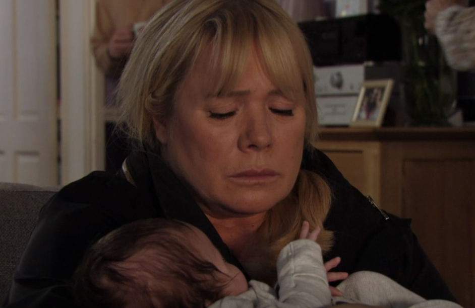 EastEnders SPOILERS: Sharon makes a devastating decision after Dennis's body is released