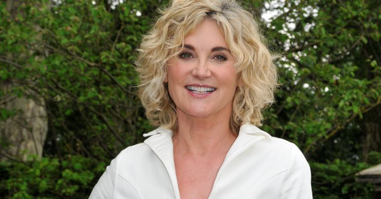 Anthea Turner (Credit: Splash News)