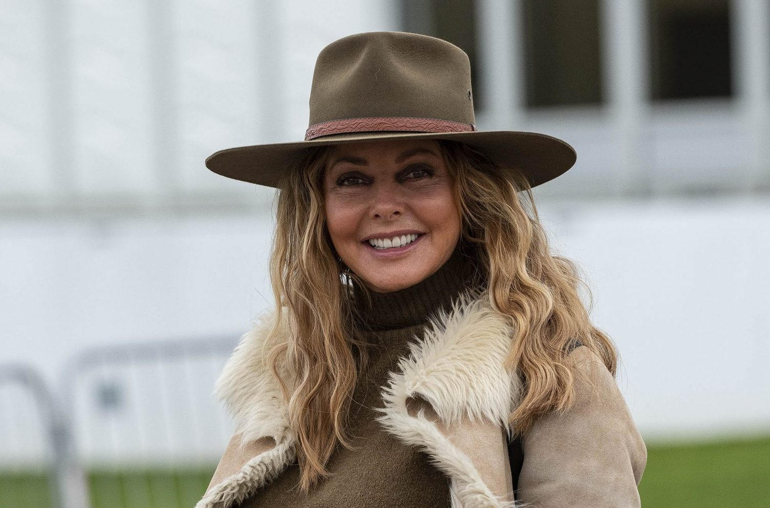 Carol Vorderman stuns fans as she shows off 'new look'