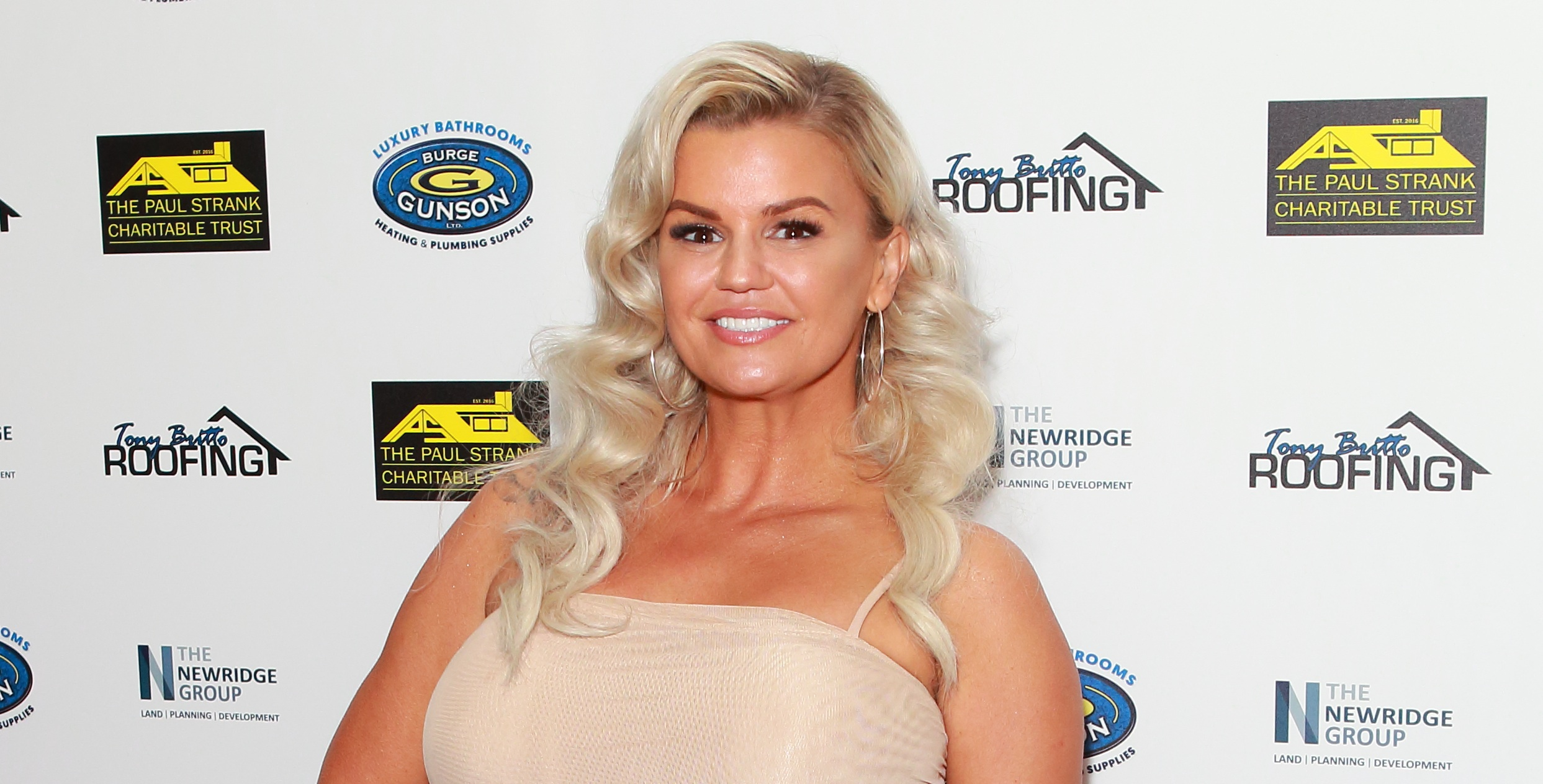 Kerry Katona's eldest daughter suffering from coronavirus symptoms