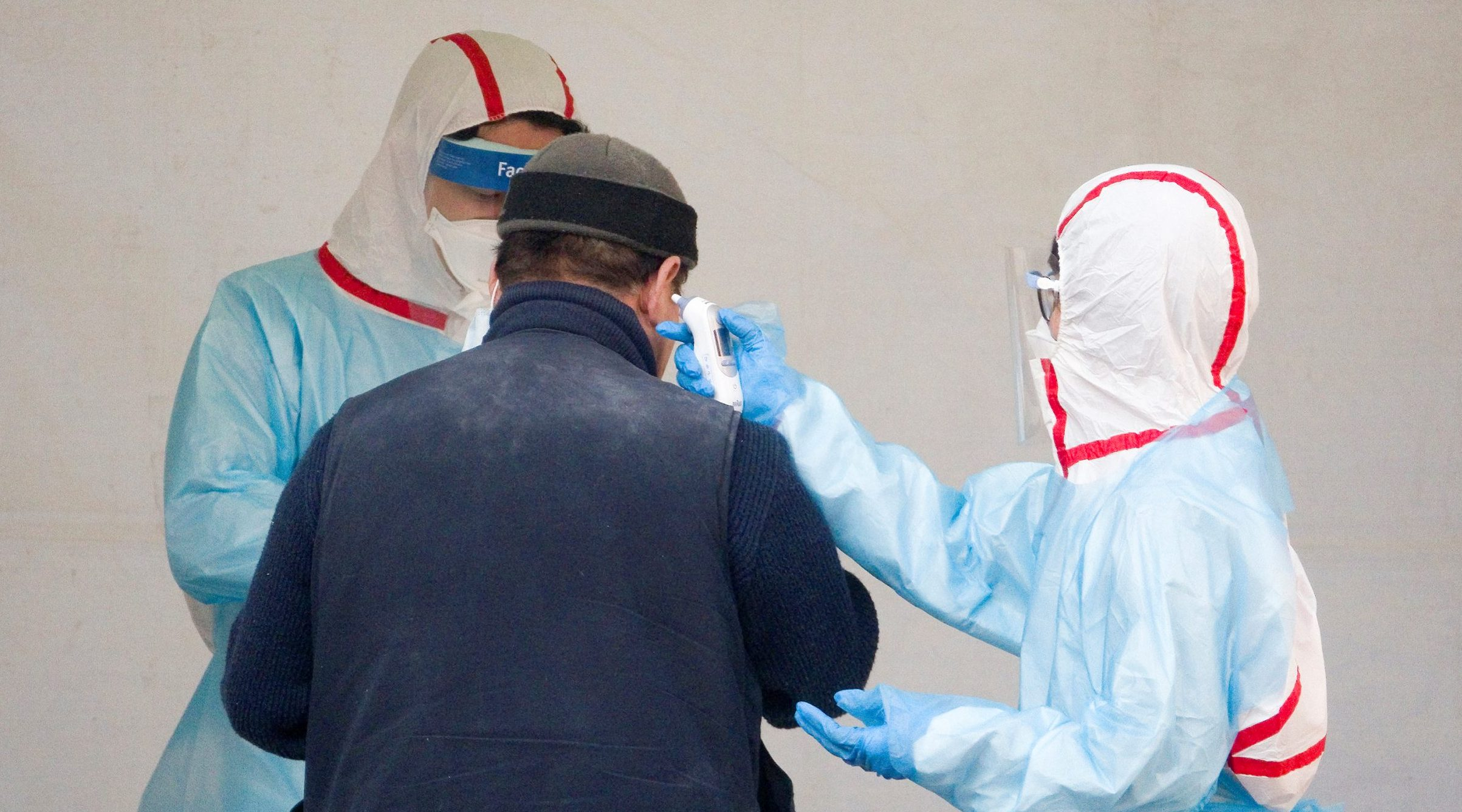 Two elderly UK residents have already died from coronavirus