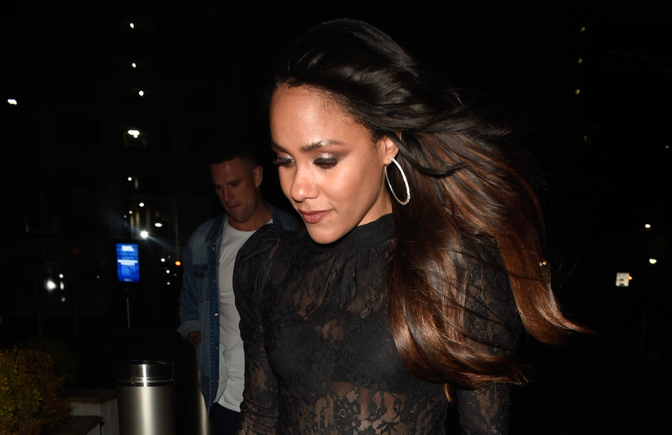 Strictly star Alex Scott reveals she is seeing a therapist to cope with abuse from trolls