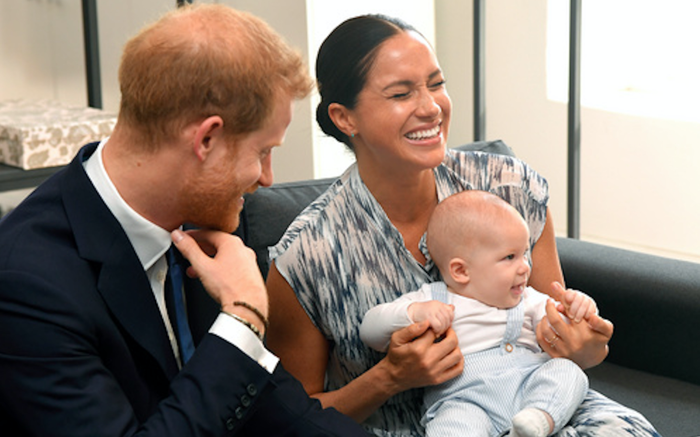 Meghan Markle reveals baby Archie is trying to walk at 10 months old