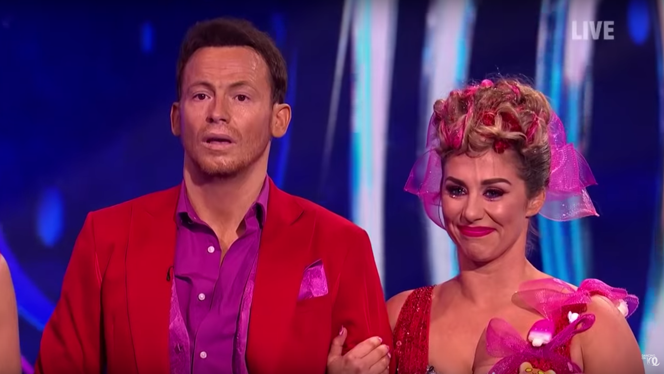 Joe Swash says brutally tough Dancing On Ice rehearsals have pushed him 'to breaking point'