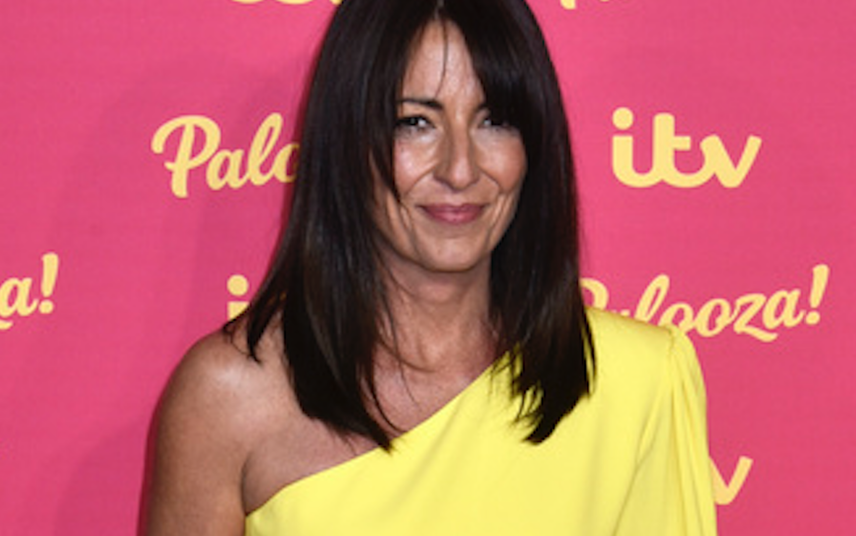 Davina McCall opens up about being hospitalised following drug overdose