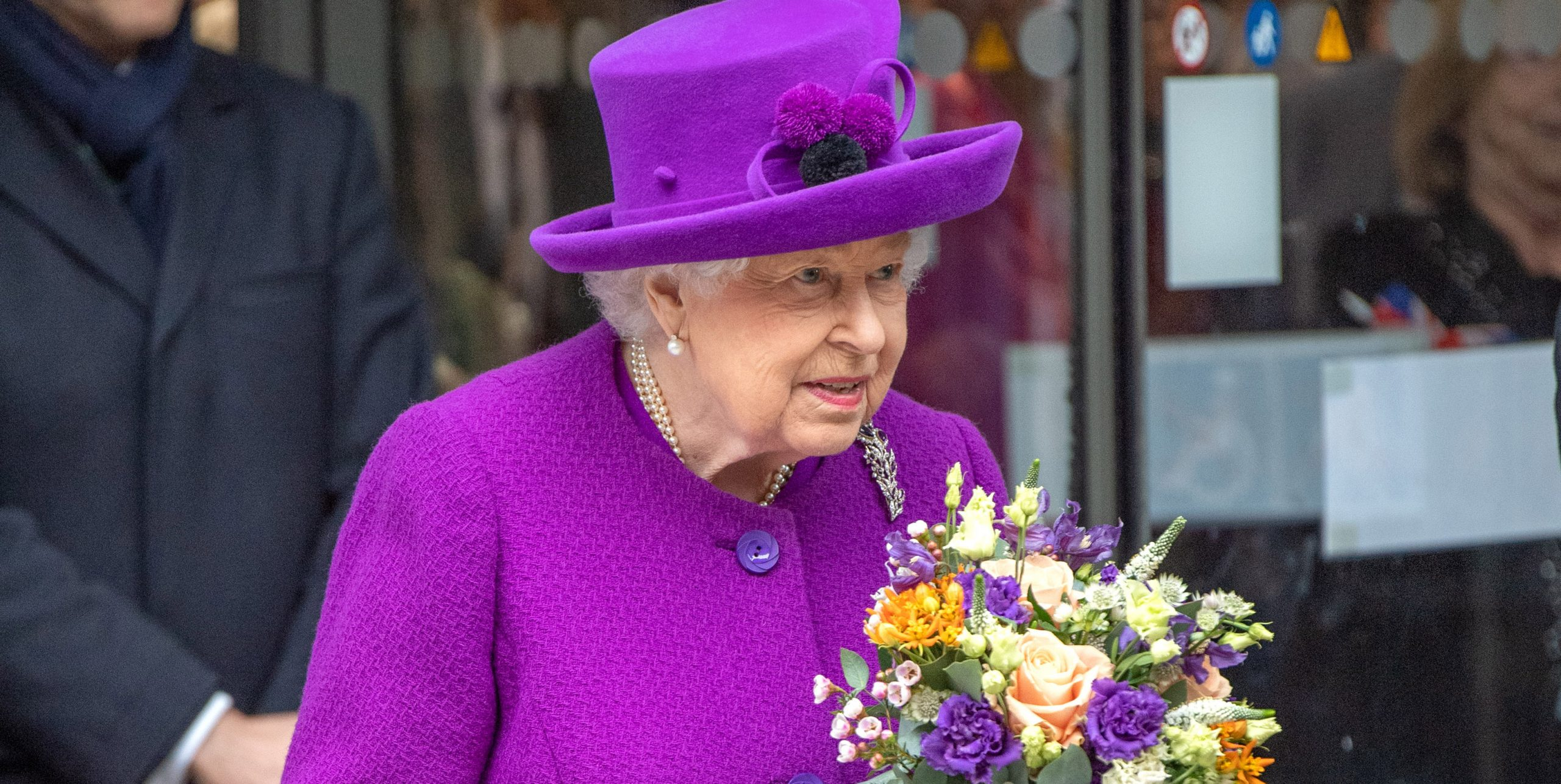 Queen vows to carry on with royal duties despite coronavirus fears