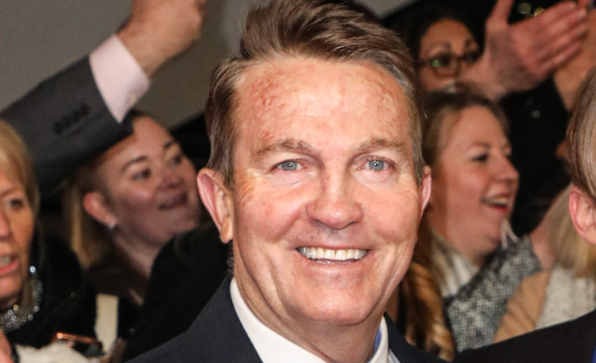 Bradley Walsh made £8.5 million last year from his property and production companies