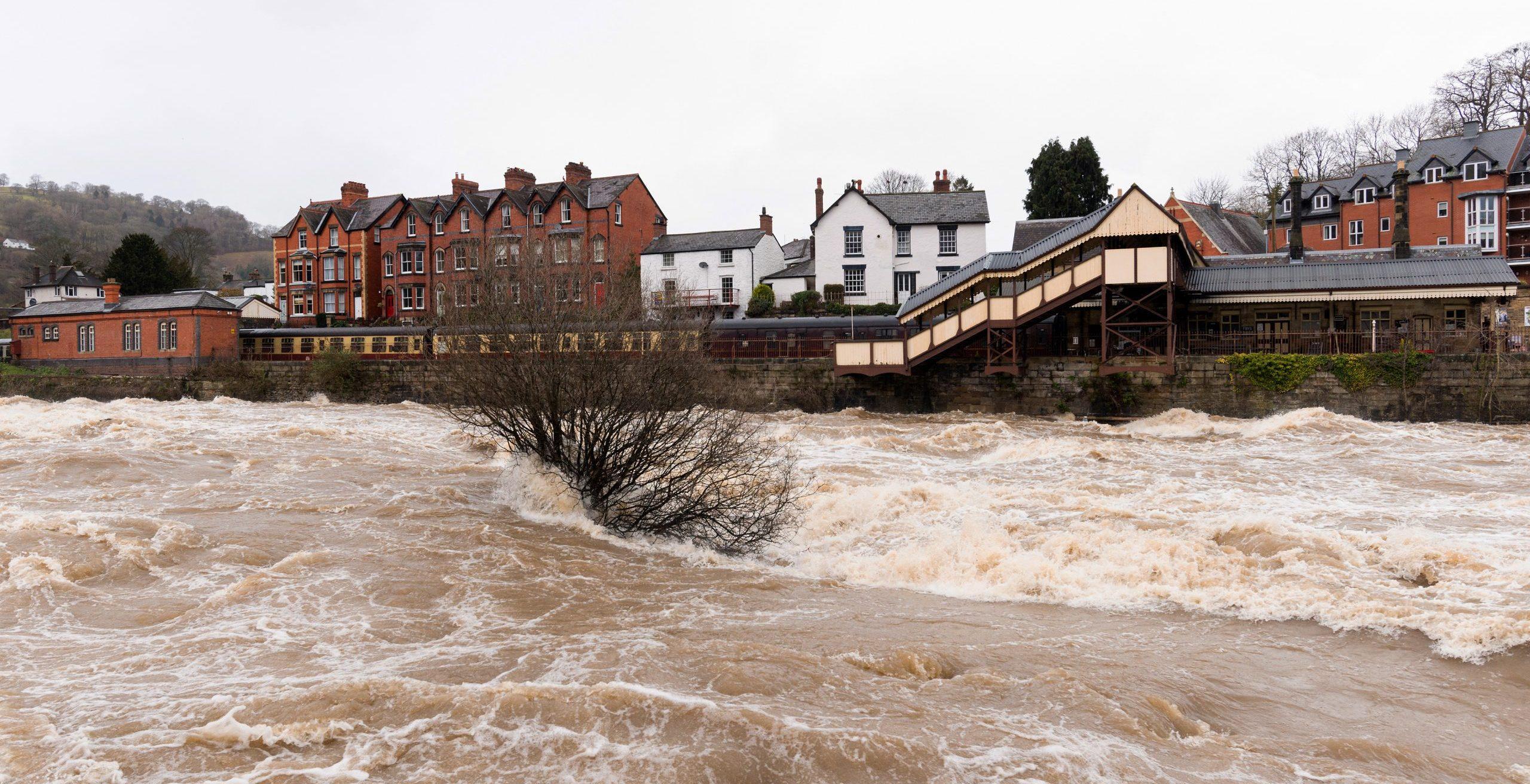 Met Éireann Warning Of Heavy Rainfall