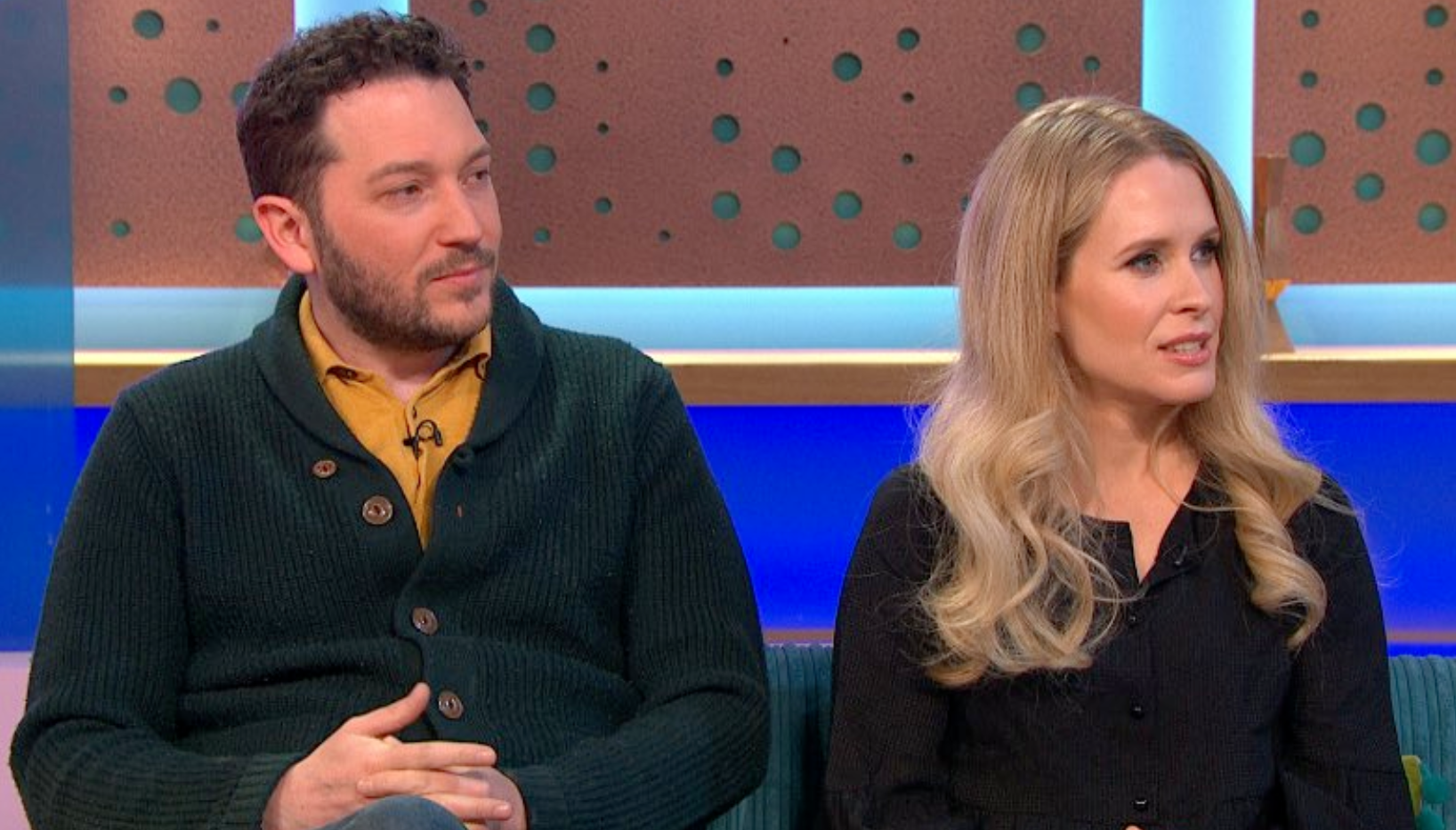 Sunday Brunch viewers fuming as vegan guest Jon Richardson is served ghee