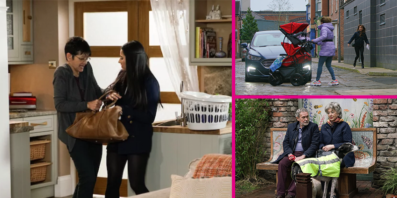 FIRST LOOK: Next week's Coronation Street in 10 pictures
