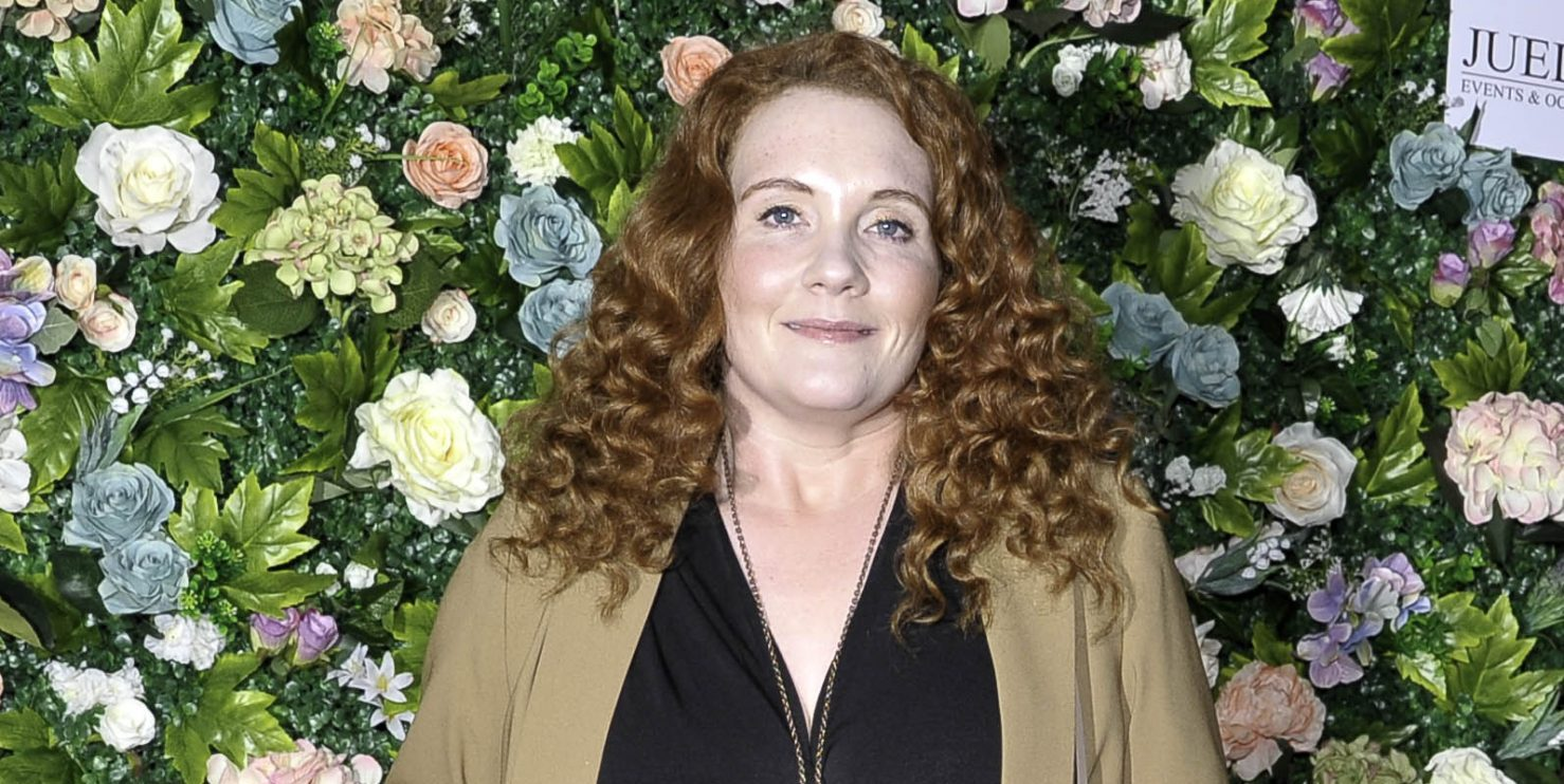 Coronation Street's Jennie McAlpine reveals she returned to work the day after her dad died