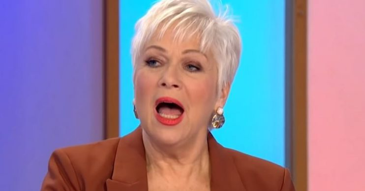 Denise Welch on Loose Women