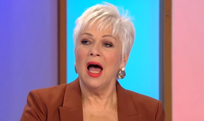 Loose Women's Denise Welch refuses to be embarrassed as she reveals she wets herself 'all the time'