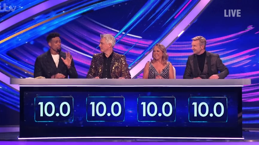 Dancing On Ice viewers 'complain to Ofcom' about judges' scoring in final
