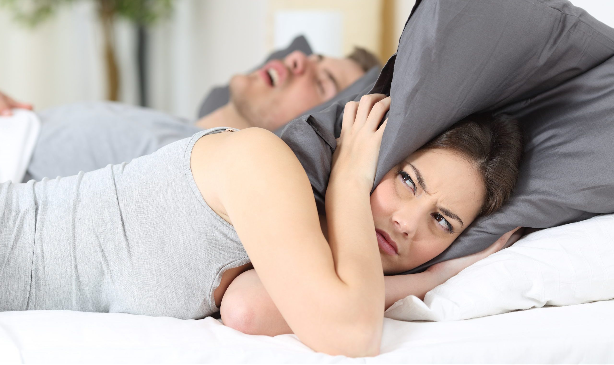 NHS doctor invents 'cure' for snoring and some are saying it's a bit too 'brutal'