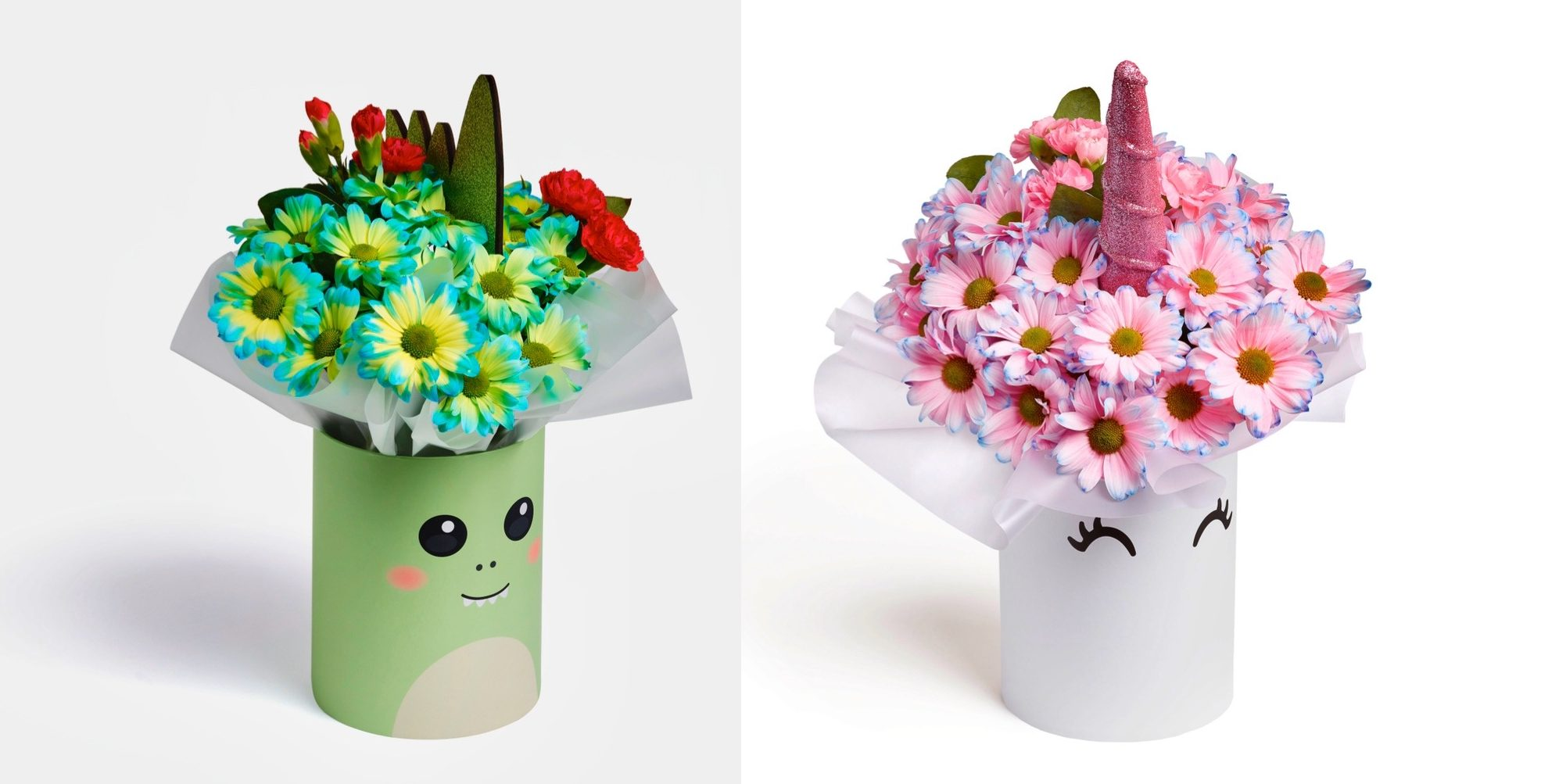 Tesco launches adorable dinosaur and unicorn bouquets for Mother's Day – and they only cost a tenner!