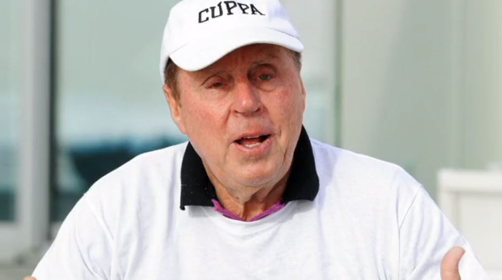 Harry Redknapp slams Channel 4 documentary that showed him accepting £20k to support charity