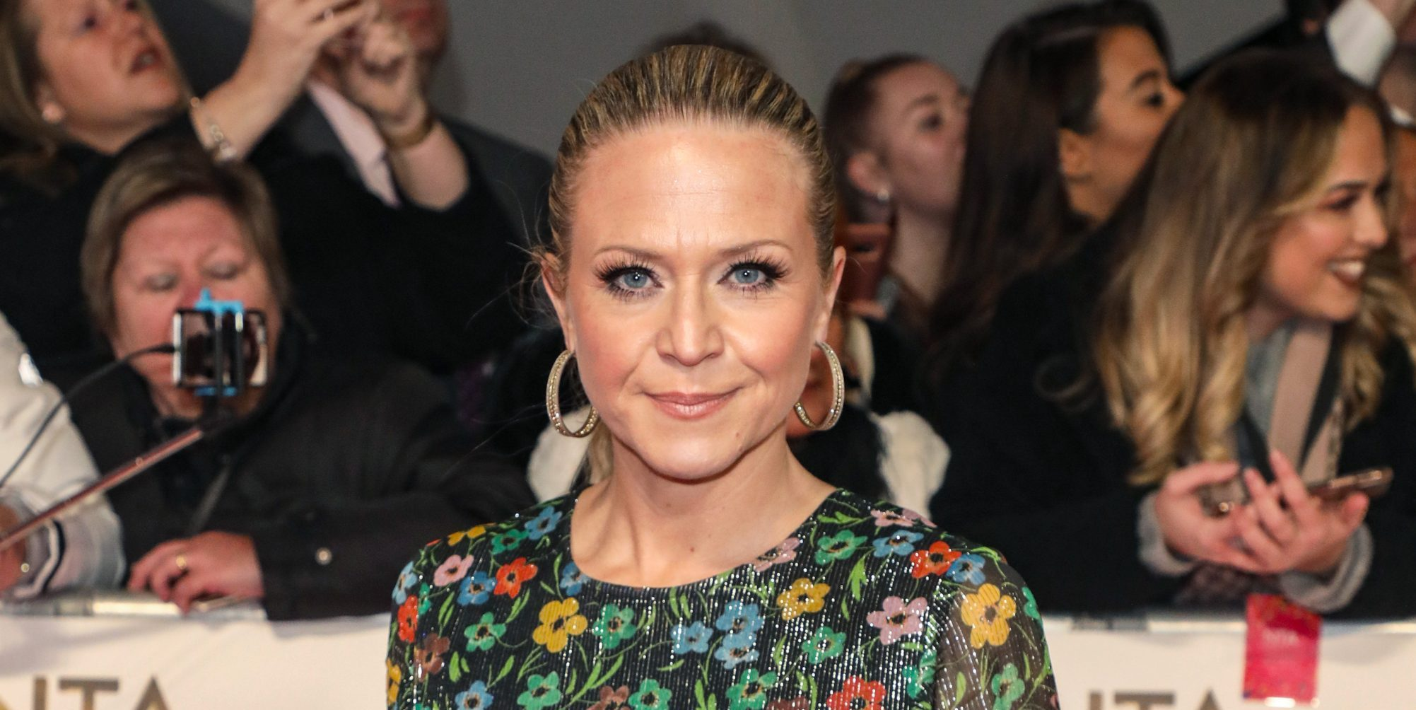 EastEnders' Kellie Bright wins TRIC Award for Best Soap Actor