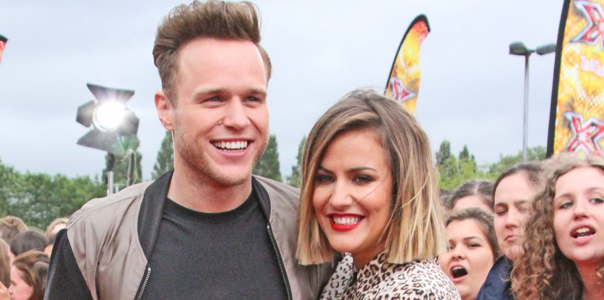 'Heartbroken' Olly Murs pays tribute to Caroline Flack after her funeral