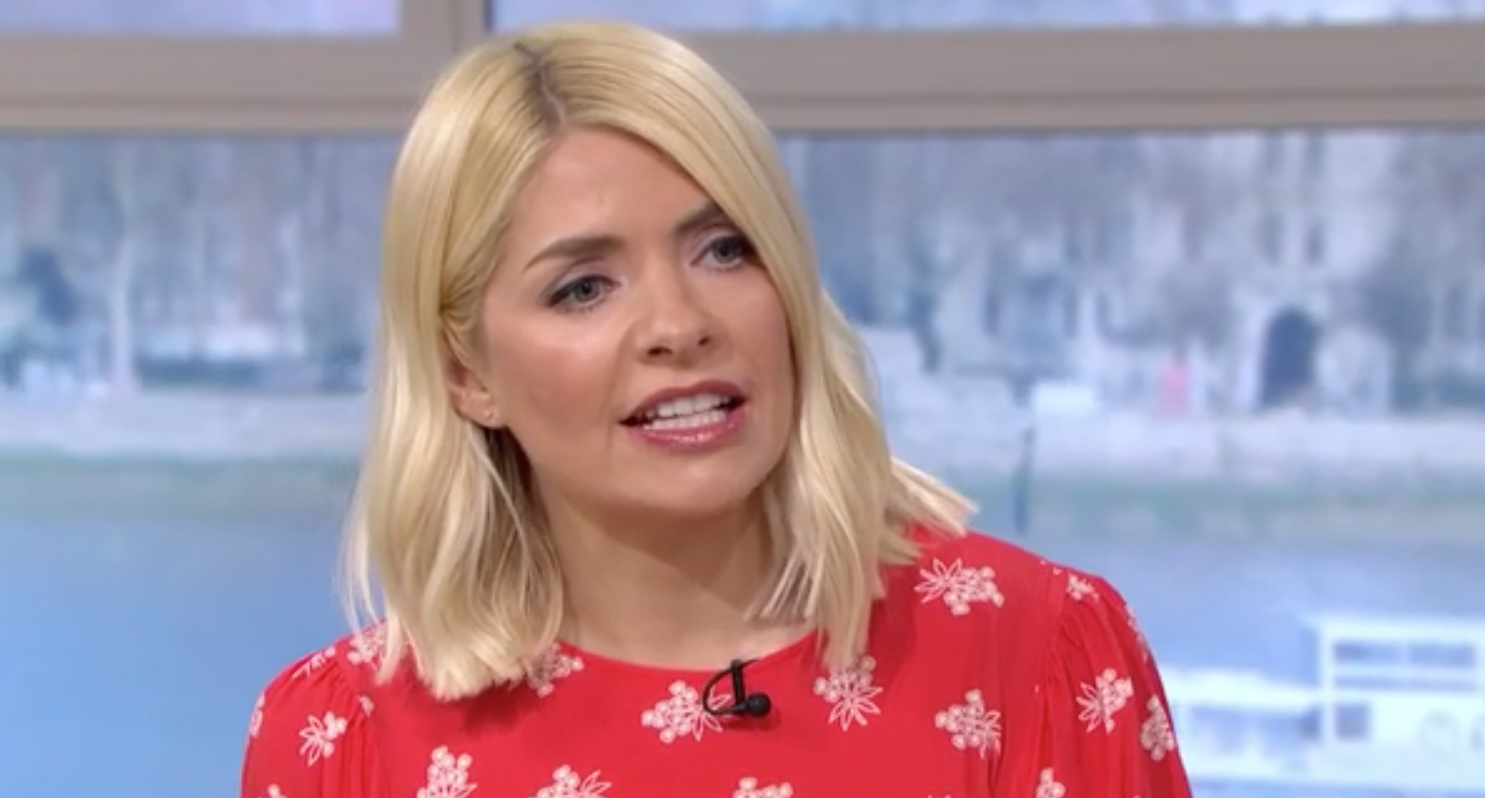 Holly Willoughby reveals fears for her mum amid coronavirus outbreak