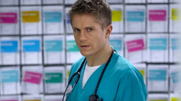 Casualty WILL air this weekend after being removed from the schedules