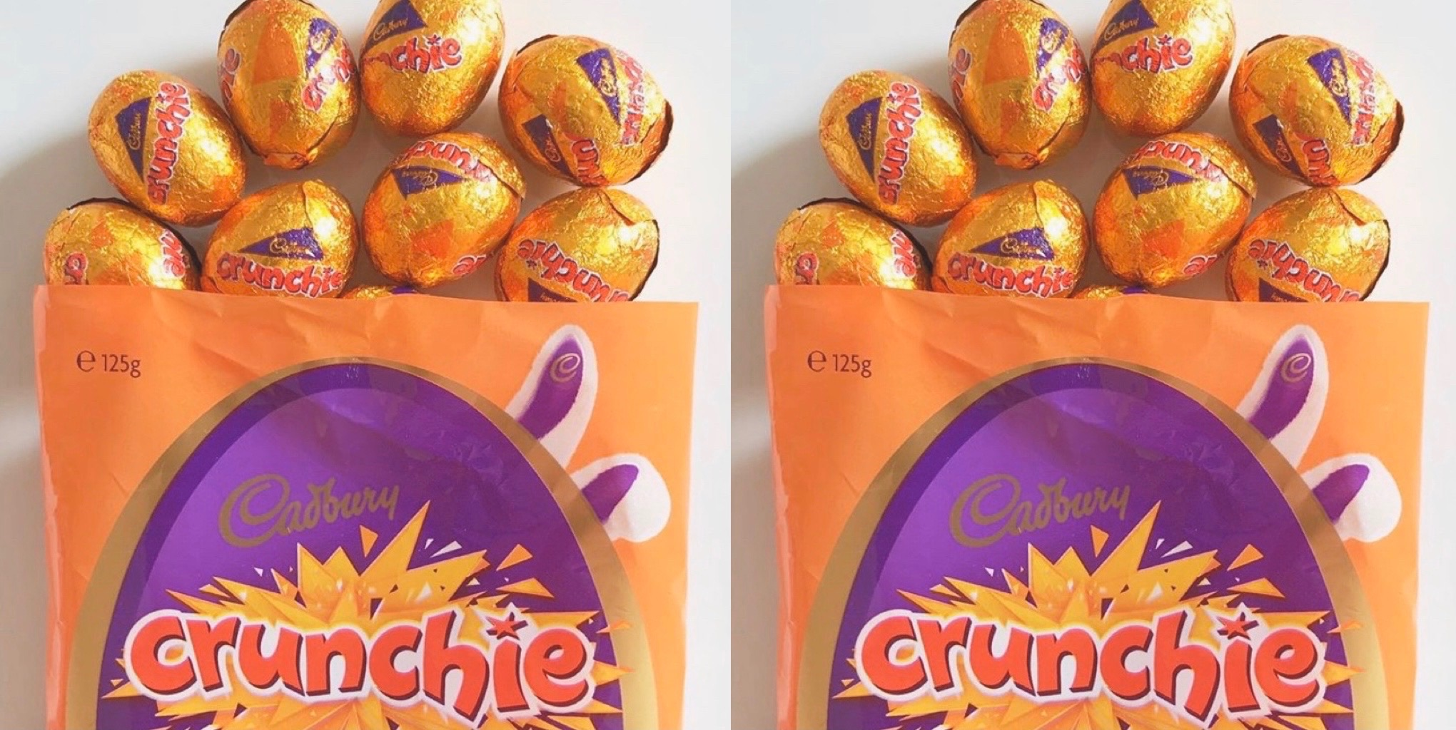 Cadbury launches 'delicious' Crunchie Eggs that are 'embedded with honeycomb pieces'