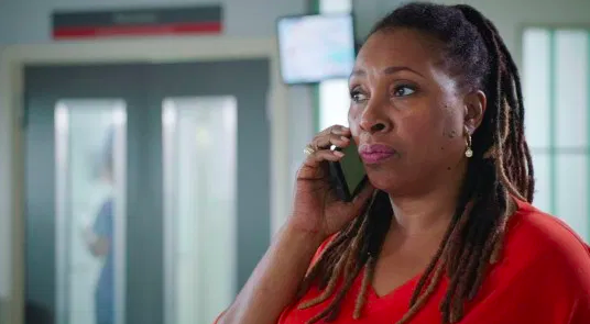 Holby City fans impressed as medical drama inserts reference to coronavirus