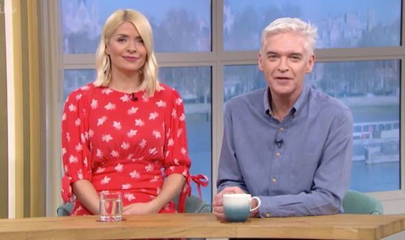Phillip Schofield walks off This Morning set and claims 'I need a drink' after gaffe