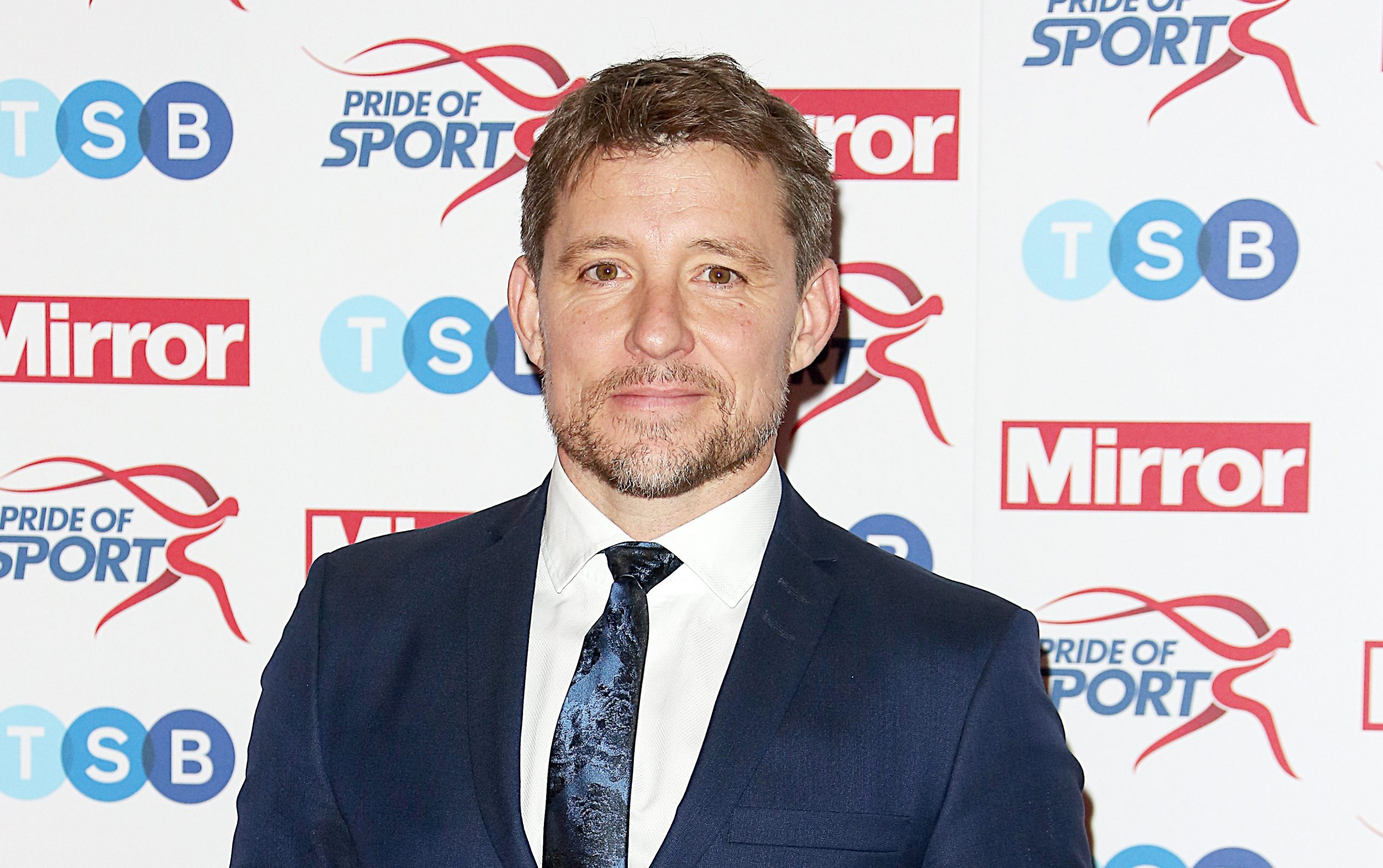 Ben Shephard gives wife flowers 'nicked' from Tipping Point set