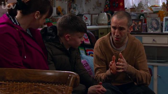 Emmerdale fans in bits as Sam asks Samson to be his best man