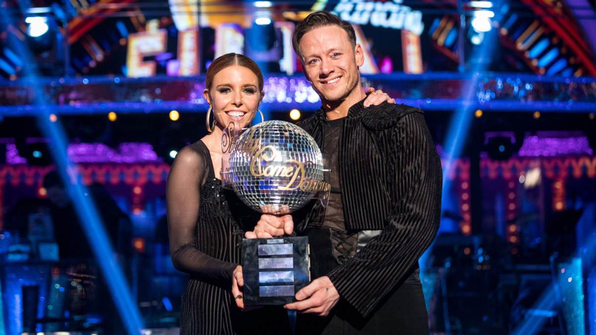 BBC's Kevin Clifton send messages of support to SCD pros