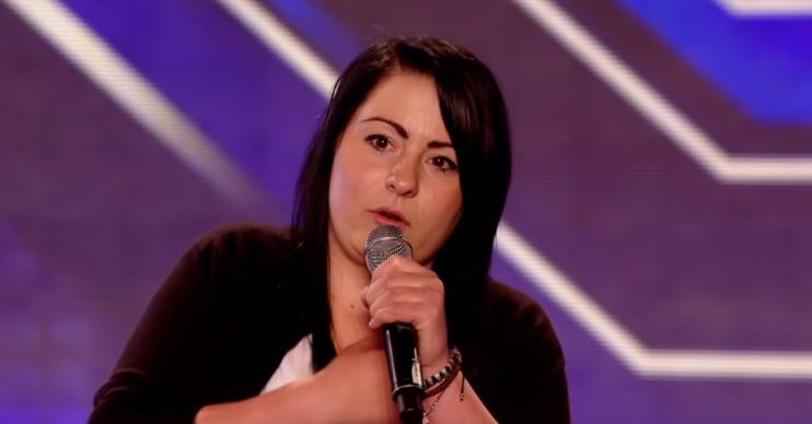 Lucy Spraggan on The X Factor