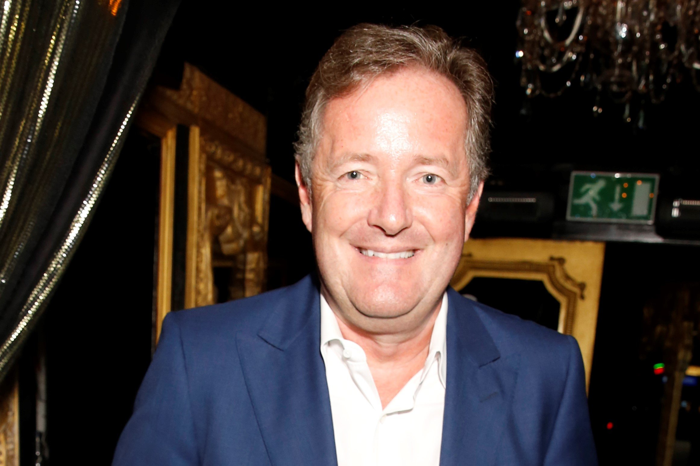 Police called after Piers Morgan receives vile threat on Twitter