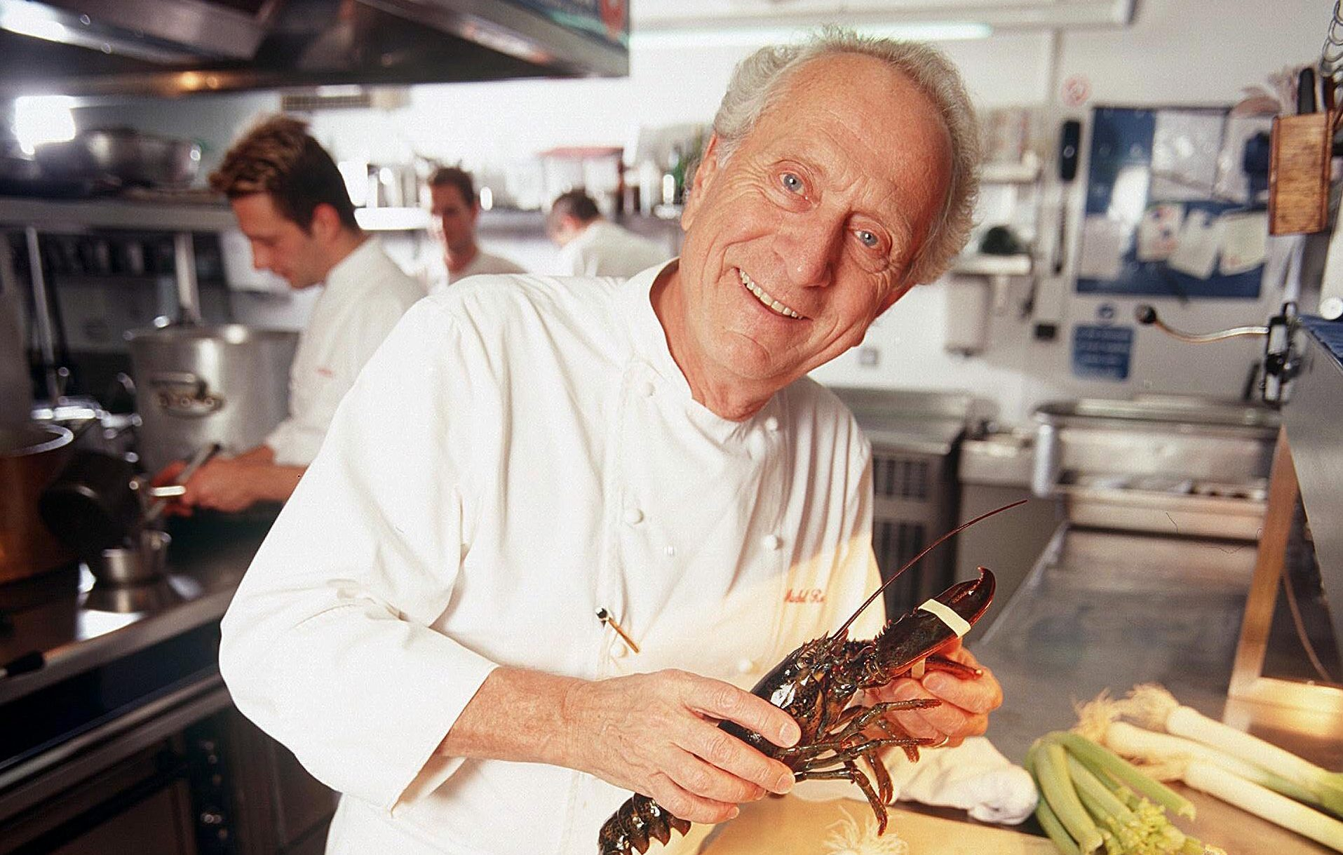 Legendary French chef Michel Roux has died aged 79