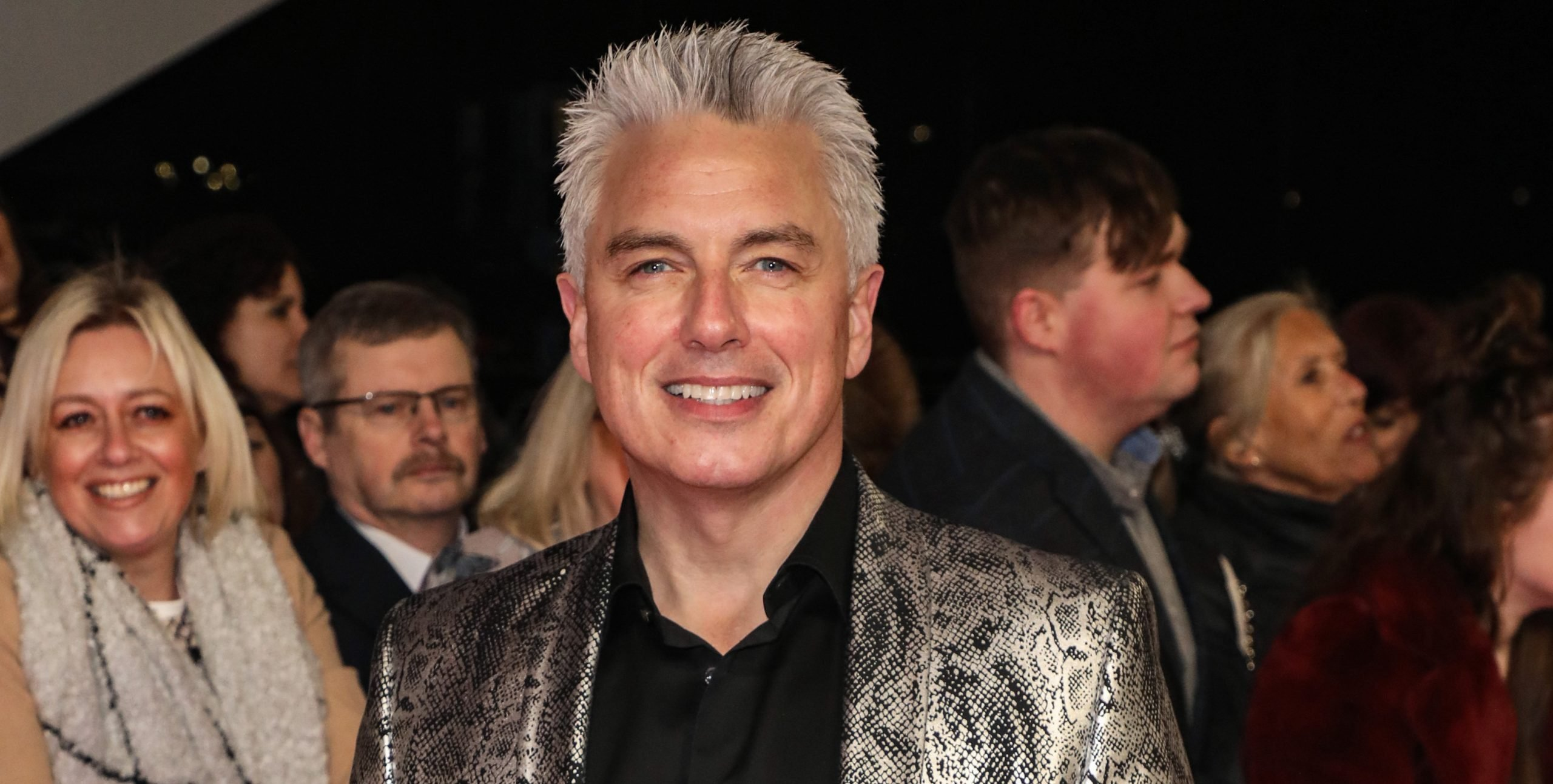 Dancing On Ice's John Barrowman wows fans with white stilettos in birthday post